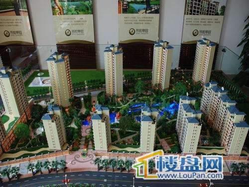 枫丹白露B区实景图