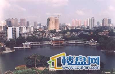桂名园实景图