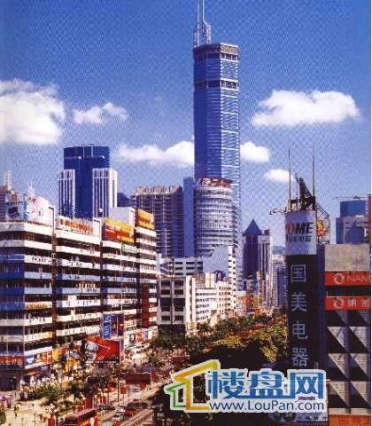 明珠创新通讯城商铺实景图