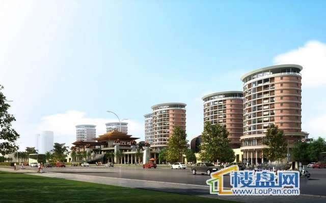 美锦熙海 实景图