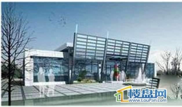 上邦百汇城实景图