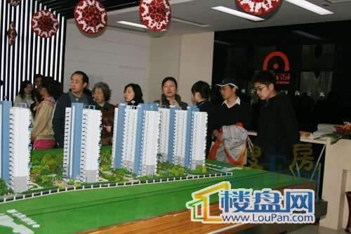 耀江商厦菁英公寓实景图