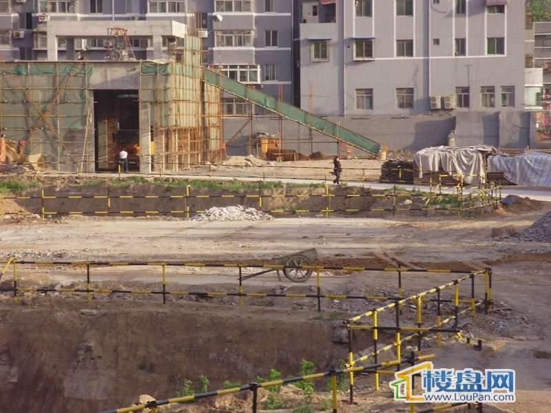 恒基碧翠锦华实景图