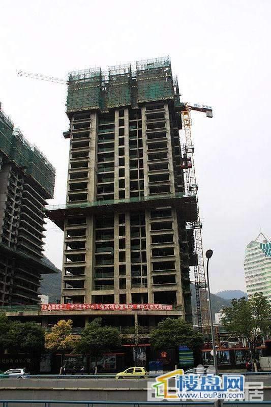 银海元隆广场实景图