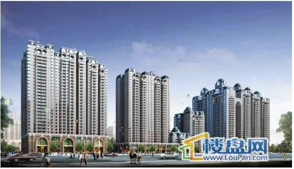 南凤天城实景图
