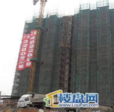 广信四季家园二期实景图