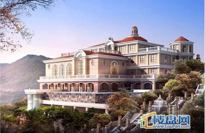 黔灵半山实景图