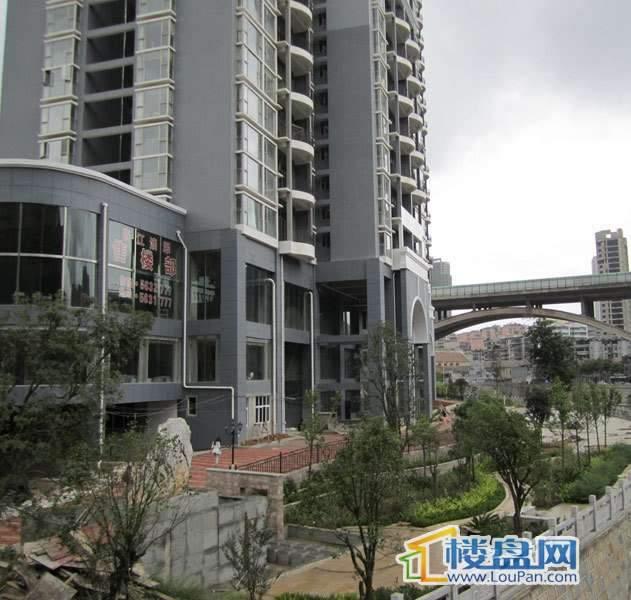 春江滴翠实景图