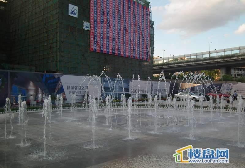 北城公馆实景图