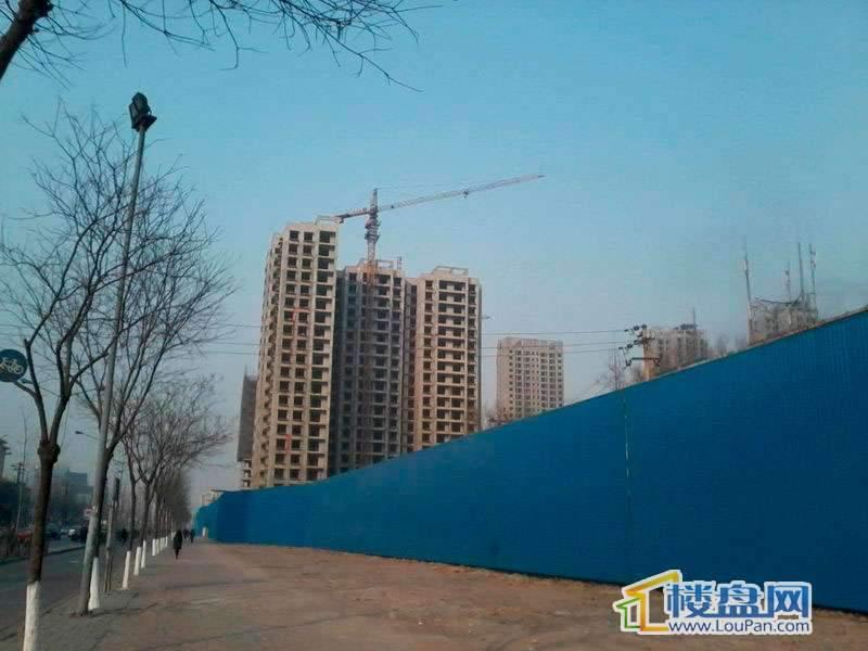 千泓花苑实景图