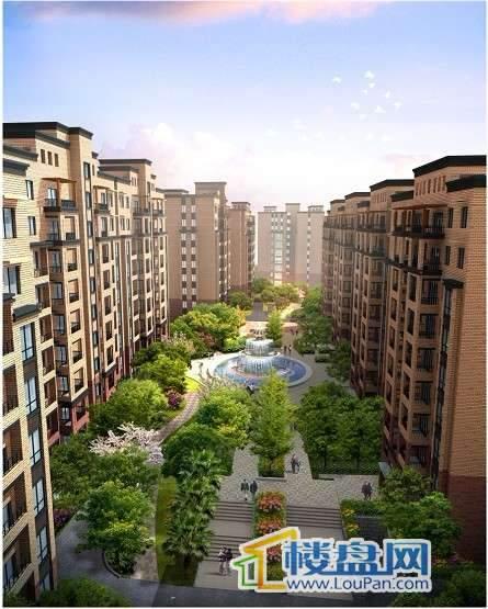 永阳星城实景图