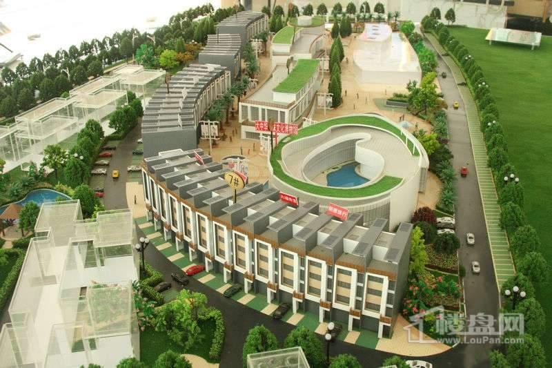 天园地芳国际珠宝城实景图