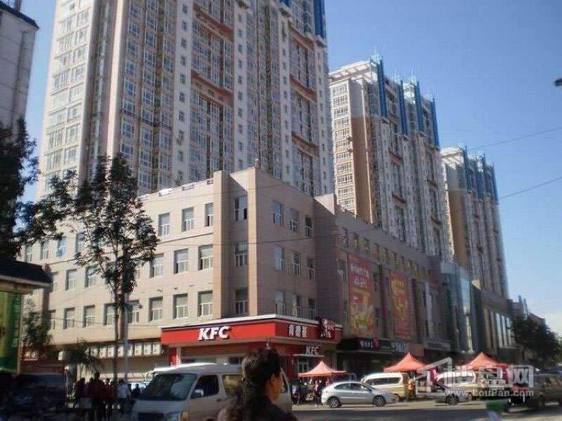 家园新城实景图