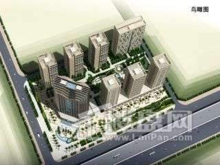 立方城实景图