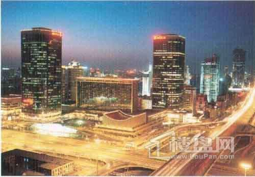 轻工新城实景图