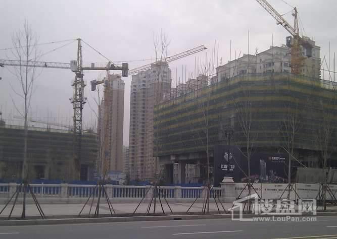 汇智广场实景图