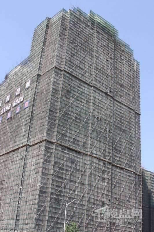柏悦星城实景图