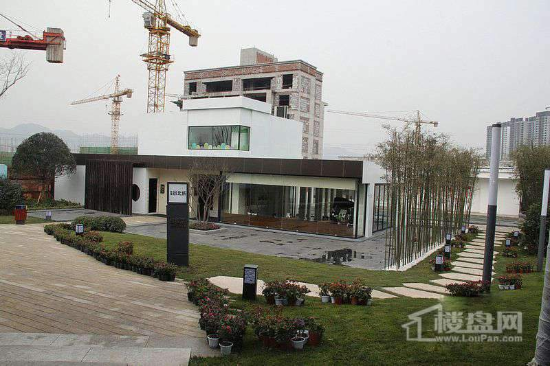 旭阳台北城实景图
