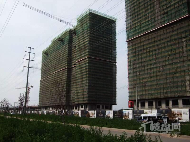 星耀南城实景图