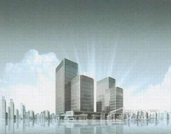 青林大厦实景图
