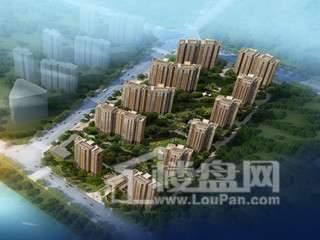 博仕后龙港城实景图