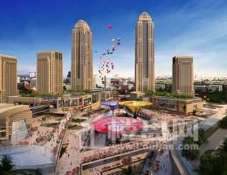 利嘉·国际商贸城实景图