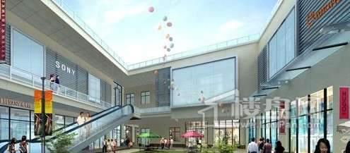 旺达·国际数码实景图