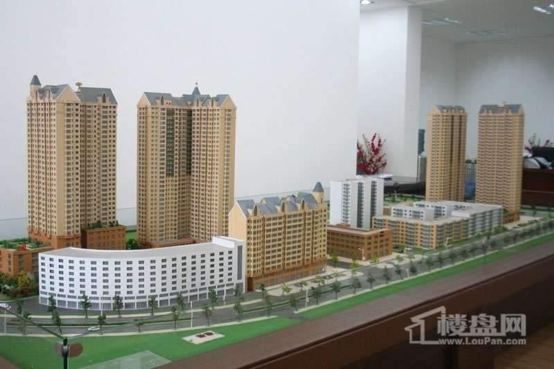 福宏名城实景图