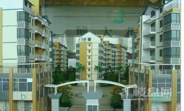 信丰博大新城实景图