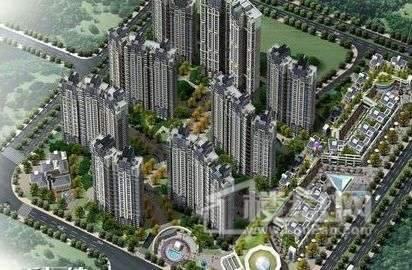 中联大厦实景图