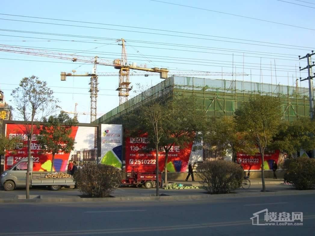 万顺·包百广场实景图