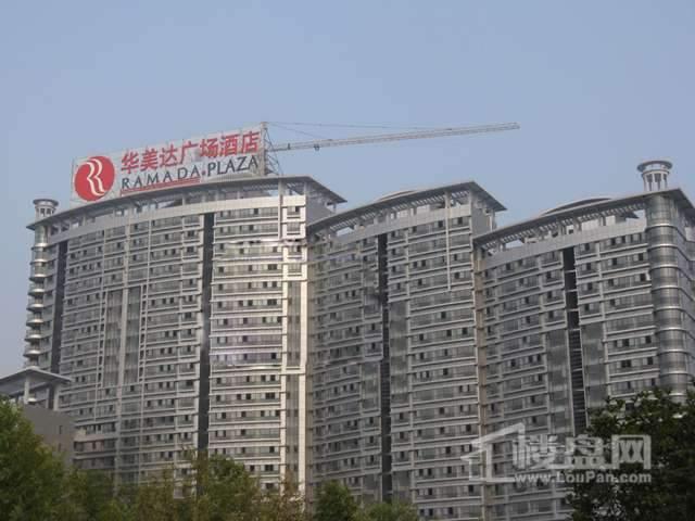 中威国际公寓实景图