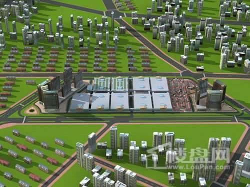 洲盛国际小商品城实景图