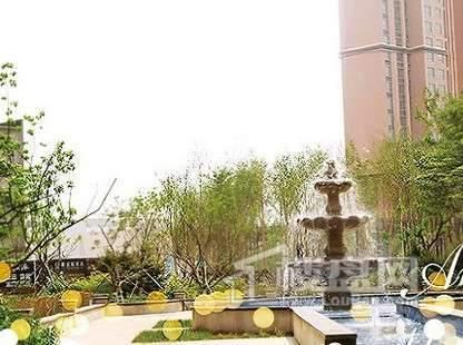中泽城实景图