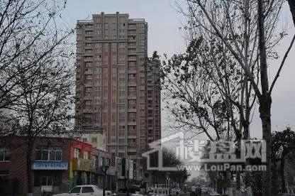 华城新视界实景图