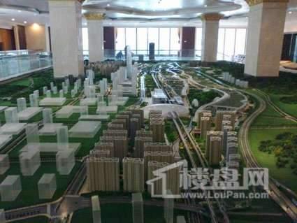 西南国际商贸城实景图