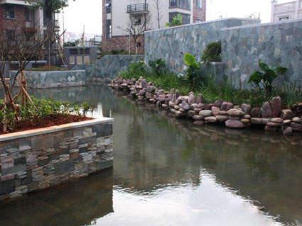 水溪上果墅实景图
