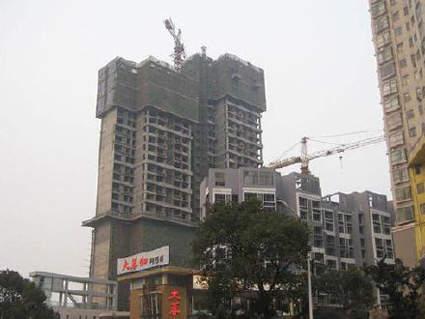 华韵城市海岸二期实景图