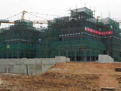 宝安山水龙城实景图