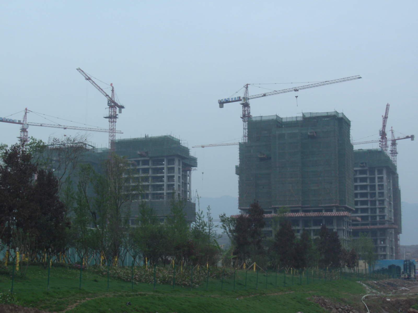 梁平隆鑫花漾城实景图