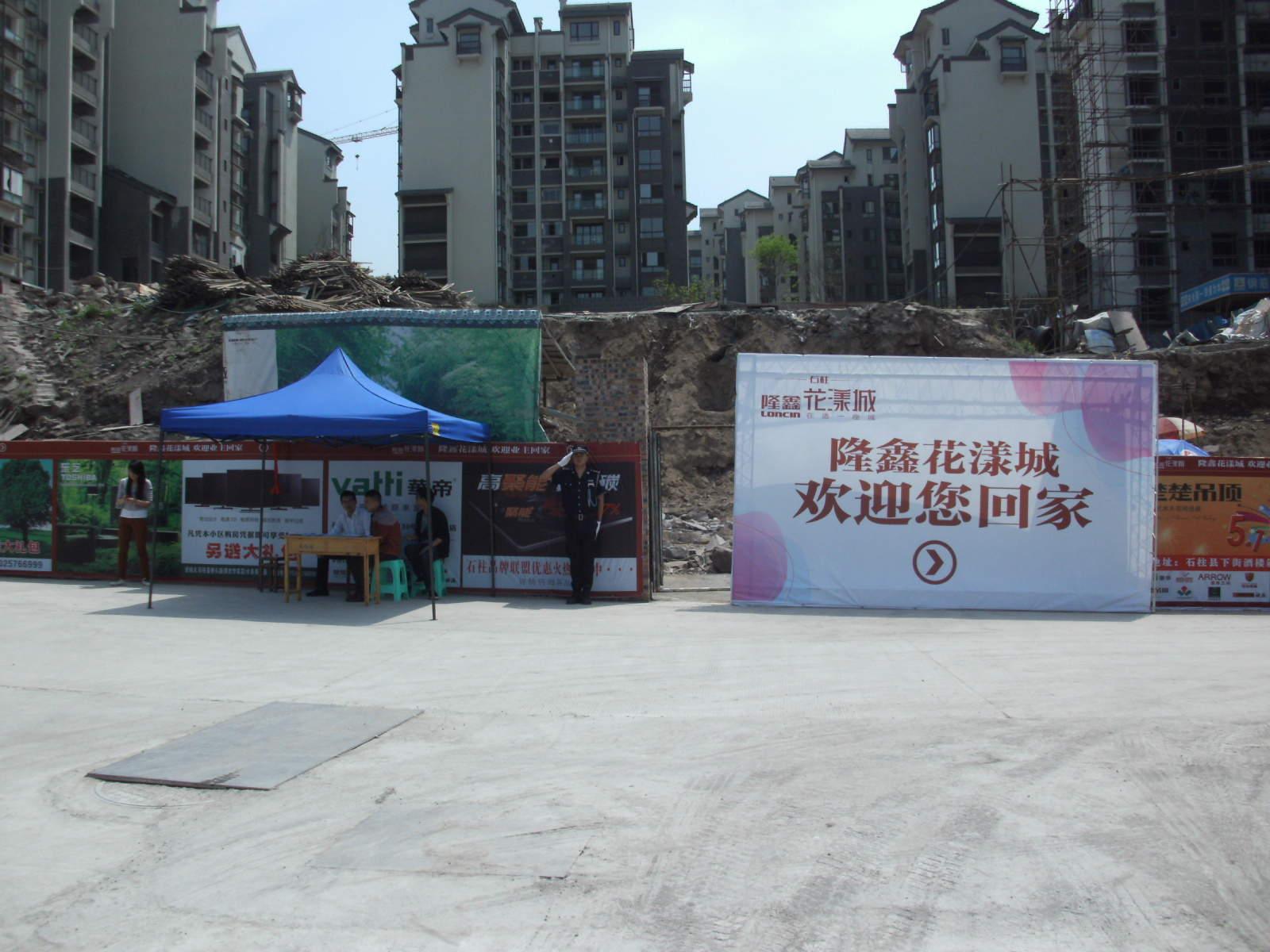 隆鑫花漾城 实景图