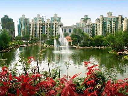 贵阳恒大城实景图