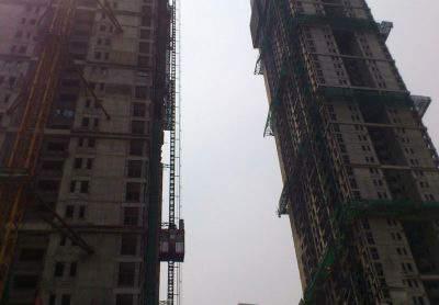 华侨城双子座公寓实景图
