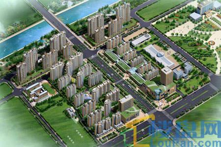 锦江·现代城实景图