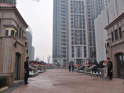 升龙城实景图