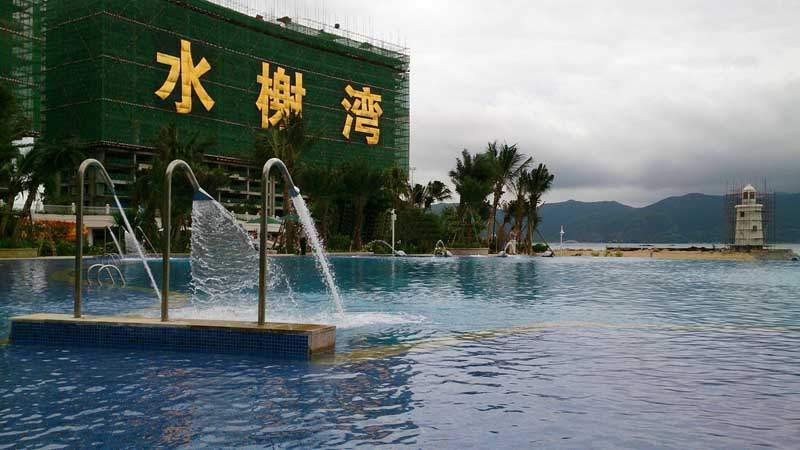 莱蒙水榭湾实景图