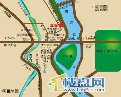 枫丹白露B区交通图