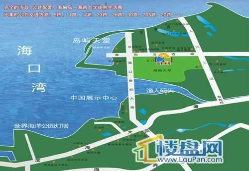 海韵书香交通图