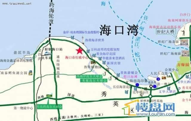 凤翔星悦交通图
