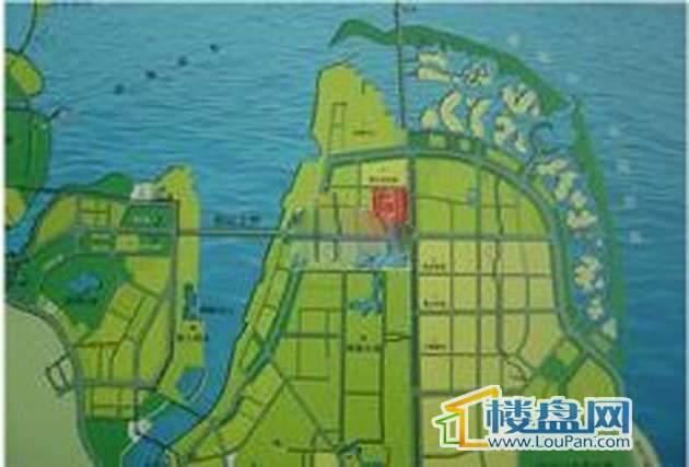 海上都交通图